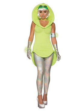 Womens Mars Mistress Costume