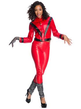 Womens Michael Jackson Costume