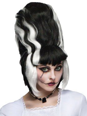 Monster Bride Wig