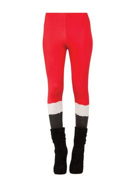 Women's Ms. Santa Leggings