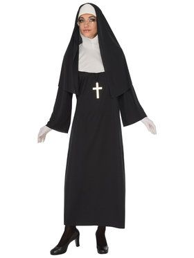 Nun Costume for Women