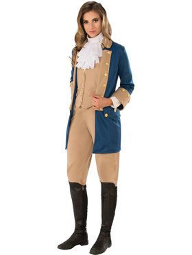 Patriotic Woman Womens Costume