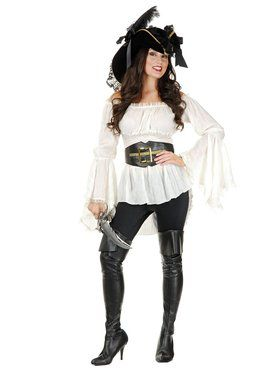 Rustic Pirate Lady Costume Ideas  sc 1 st  BuyCostumes.com & All Plus Size Costumes - Plus Size Halloween Costumes | BuyCostumes.com