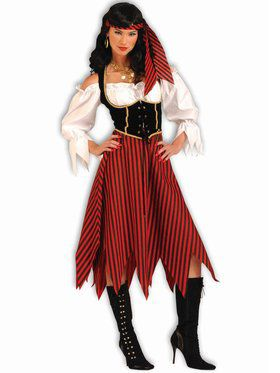 Pirate Maiden - Adult Costume