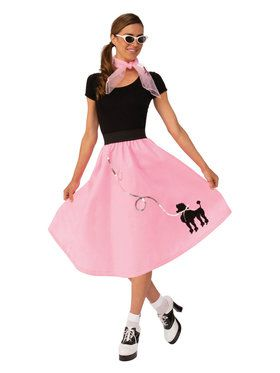 Poodle Skirt for Women
