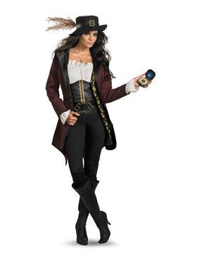 Womens Prestige Pirates Of The Caribbean