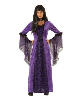 Purple Moon Costume for Women