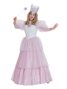 Womens Regency Glinda Costume