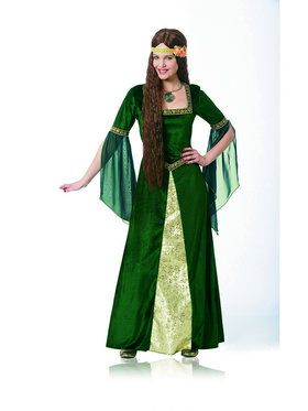 Women's Renaissance Lady Costume