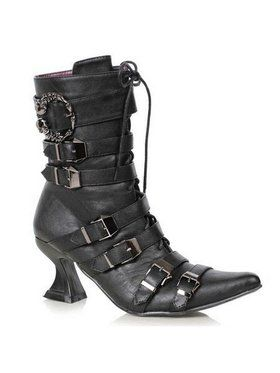 Womens Rosita Witch Ankle Boots