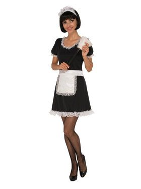 Saucy Maid Costume for Women