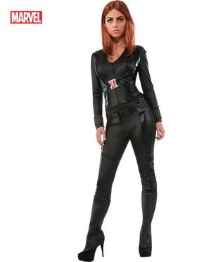 Secret Wishes Deluxe Black Widow Costume