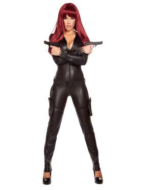 Women's Sexy Alluring Assassin Costume