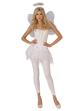 Womens Sexy Angel Costume