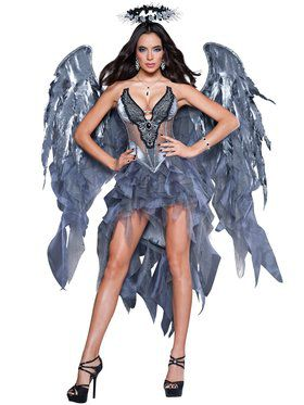 Dark Angel Women's Costume