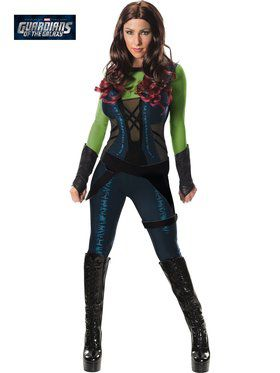 Women's Gamora Costume