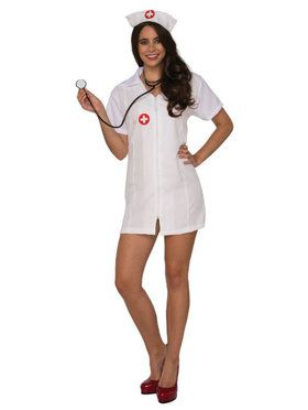 Adult Nurse Costume