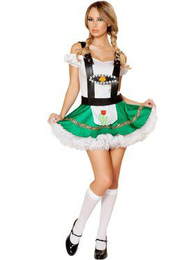 Womens Sexy Hoffbrau Lady Costume