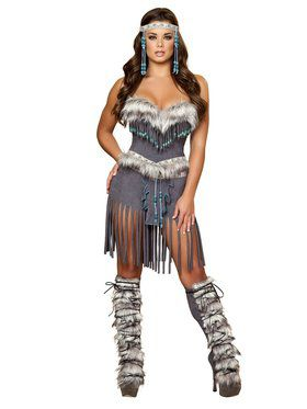 Indian Hottie Deluxe Costume