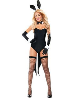 Women's Sexy Naughty Nights Bunny Costum