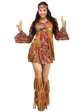 Peace And Love Hippie