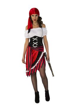 Sexy Pirate Maiden Womens Costume