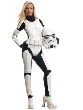 Sexy Stormtrooper Womens Costume