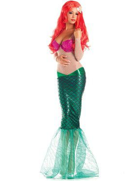 Sweet Mermaid Costume