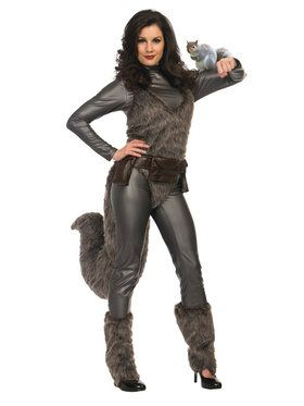 Squirrel Girl Costume For Women