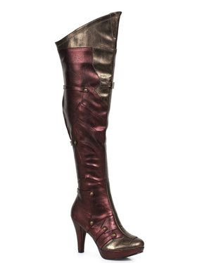 Women's Thigh High Boots 11