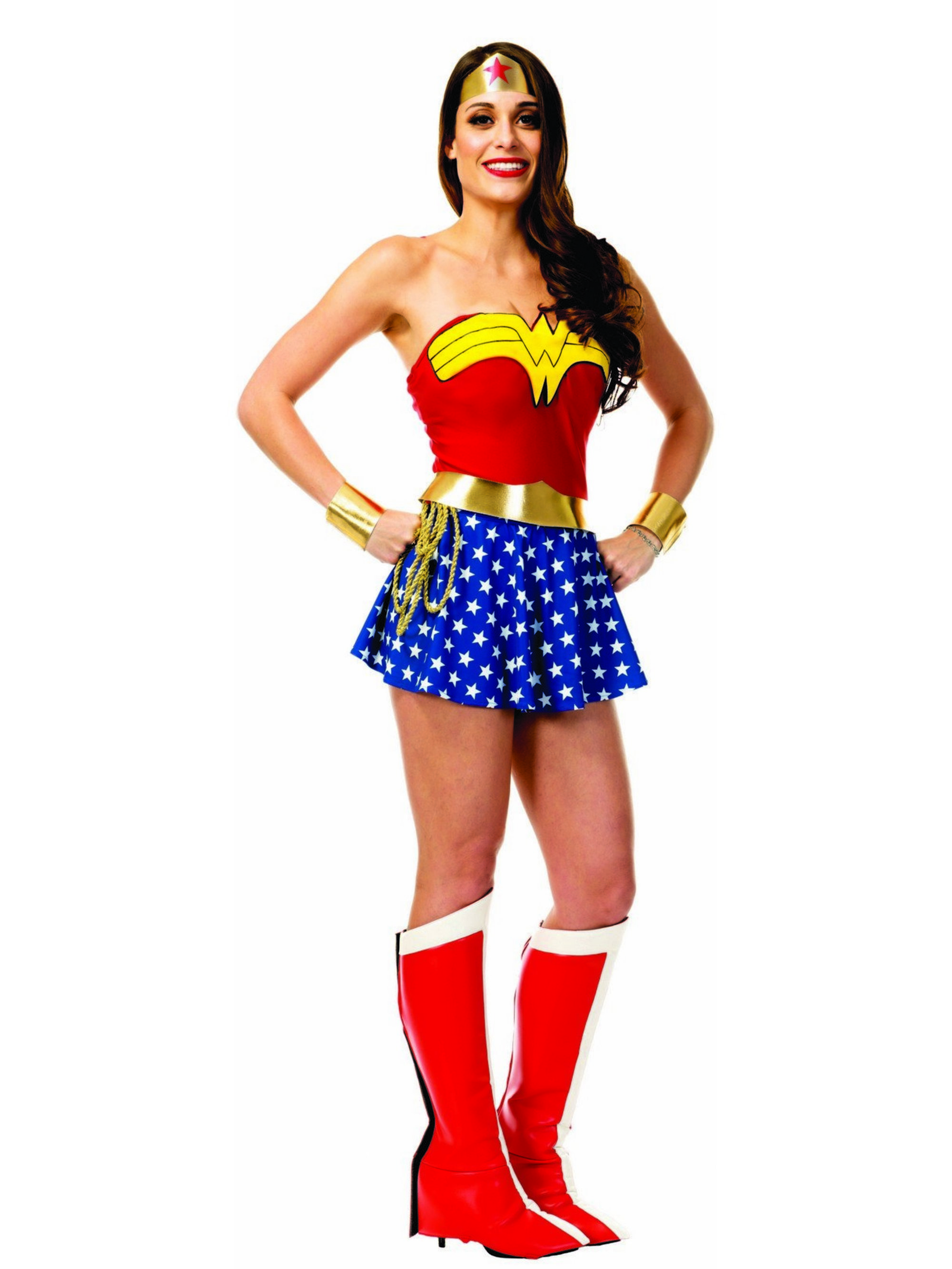 Wonder Woman Womens Costume - Adult 2018 Halloween -5912