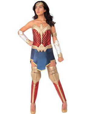 Adult Wonder Woman 1984 Movie Costume
