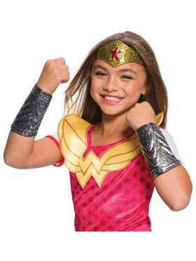 Wonder Woman Costume Accessory Set