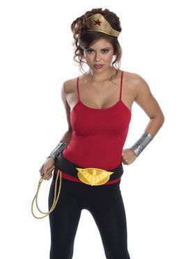 Wonder Woman Adult Accessory Kit