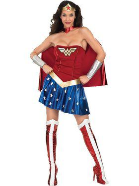 Wonder Woman Tm Adult