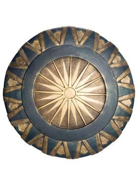 Wonder Woman Movie Prop Shield for Adults