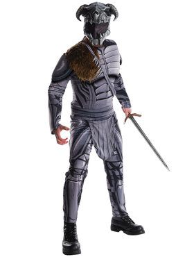 Men's Wonder Woman Movie Deluxe Ares Costume