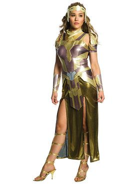 Wonder Woman Movie - Deluxe Hippolyta Women's Costume