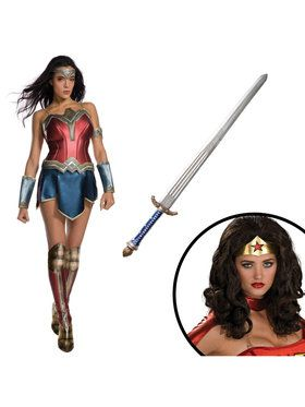 Wonder Woman Movie - Wonder Woman Costume Adult