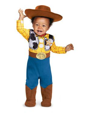 Woody Deluxe Infant Costume