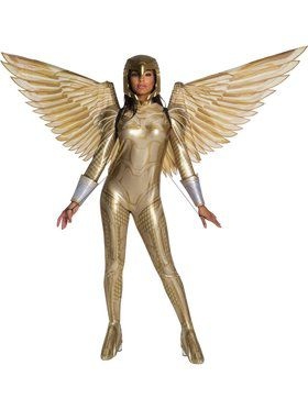 Wonder Woman 1984 Golden Wonder Woman Wings