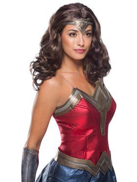 Wonder Woman WW2 Movie Adult Wig
