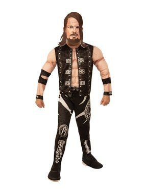 WWE AJ Styles Deluxe Child Costume