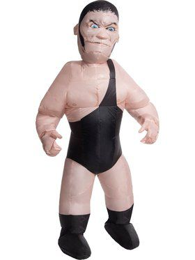WWE Andre The Giant Inflatable Adult Costume