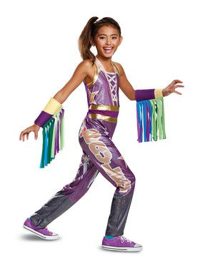 WWE Bayley Classic Child Costume