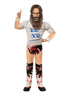 WWE Daniel Bryan Deluxe Child Costume