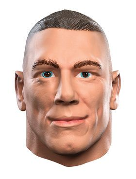 WWE John Cena Deluxe Adult Mask One-Size