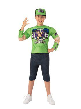 WWE John Cena Deluxe Child Costume