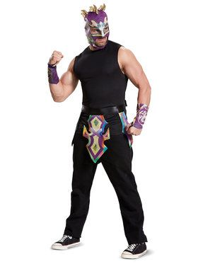 WWE Kalisto Costume Kit - Adult One-Size