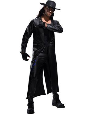 WWE The Undertaker Deluxe Adult Costume